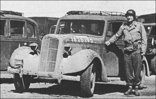1944 humber pullman
