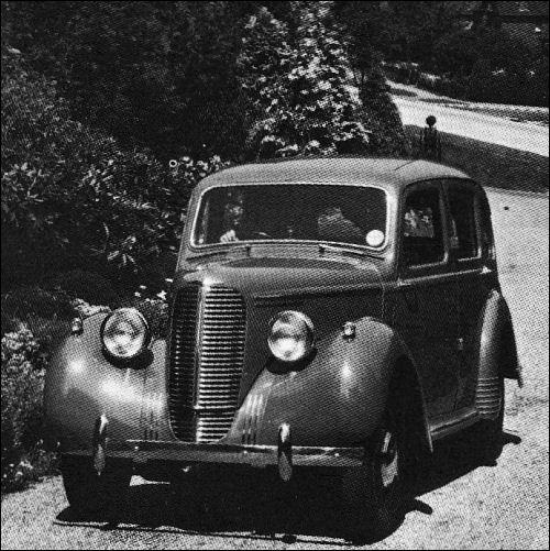 1945 hillman minx