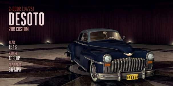 1946 Desoto 2dr custom