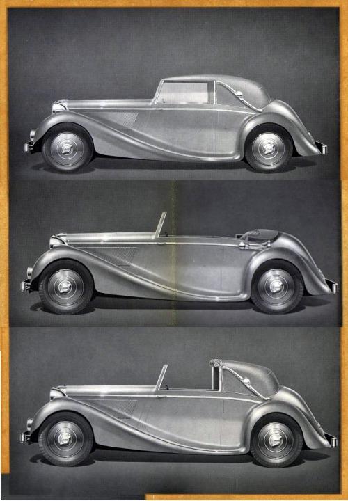 1946 jaguar drophead