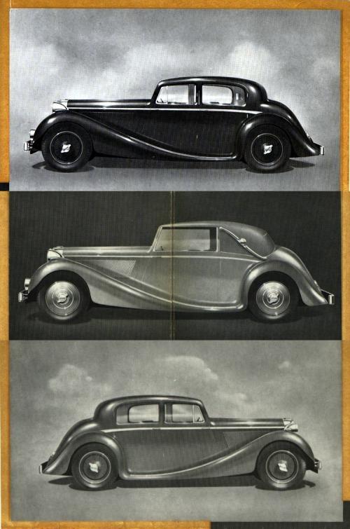 1946 jaguar saloon