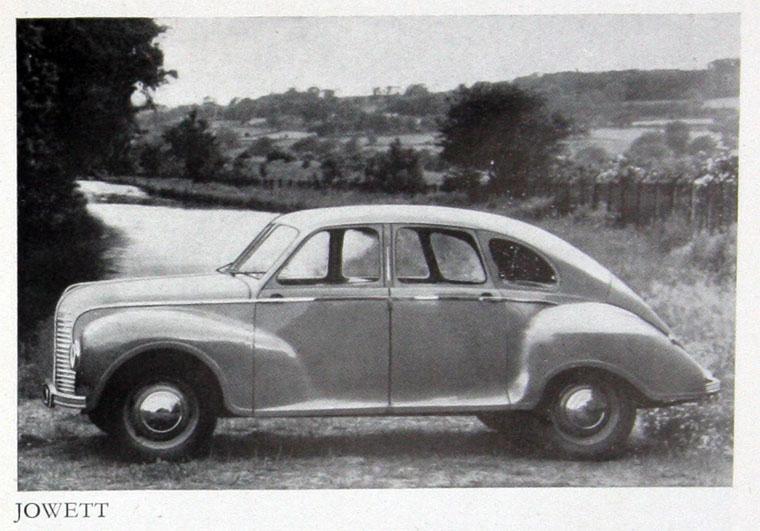 1946 Jowett Vital
