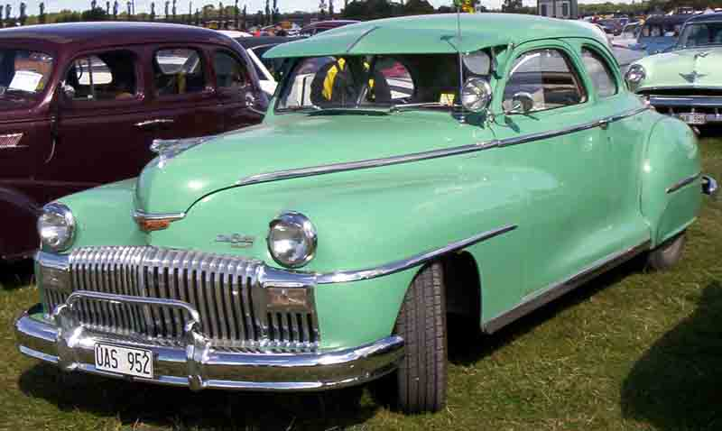 1947 De Soto Club Coupe