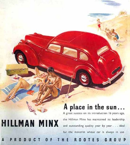 1947 hillman lav162
