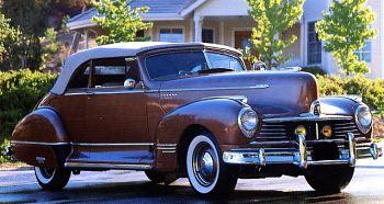 1947 hudson super 8 brougham convert