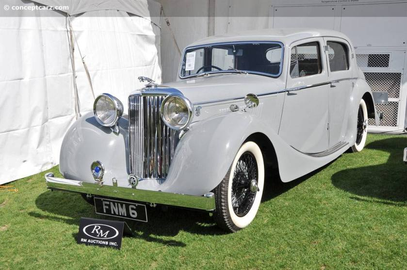 1947-Jaguar-Mark-IV