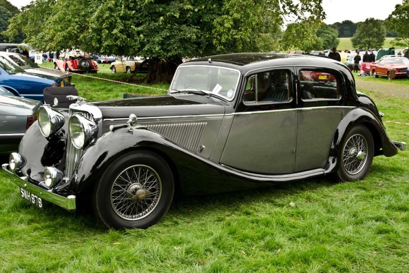 1947 Jaguar Mk IV 2.5 Litre
