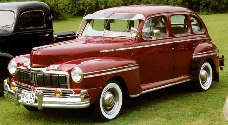 1947 Mercury Eight