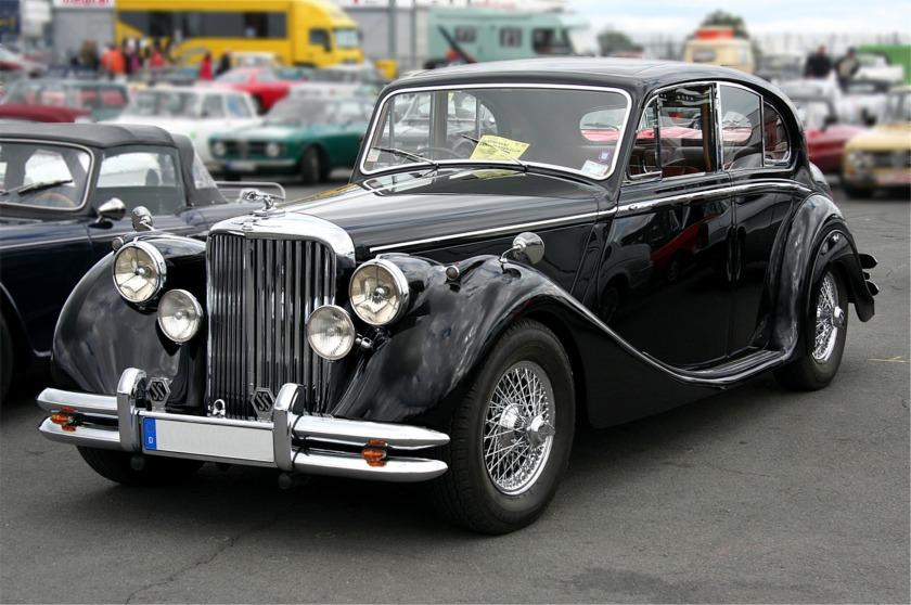 1948-51 Jaguar MK V