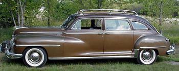 1948 de soto custom suburban