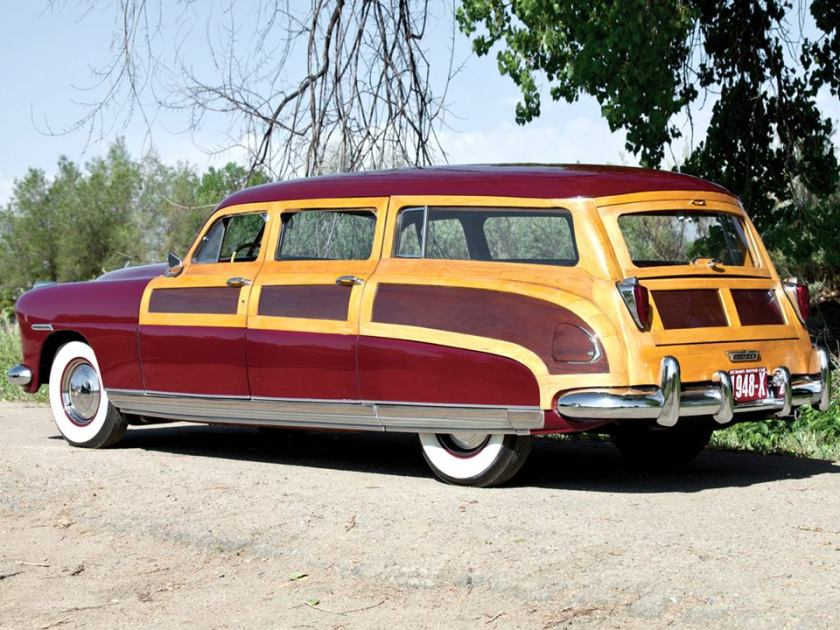 1948 Hudson Commodore Station Wagon