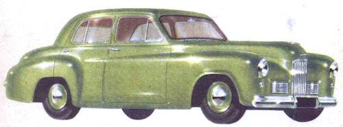 1948 humber hawk SeriesIII