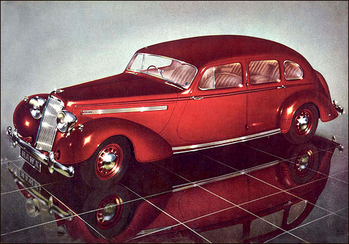 1948 humber hhk-pg04&05