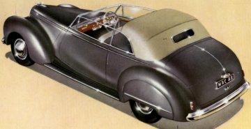 1948 humber TICKFORD tyl