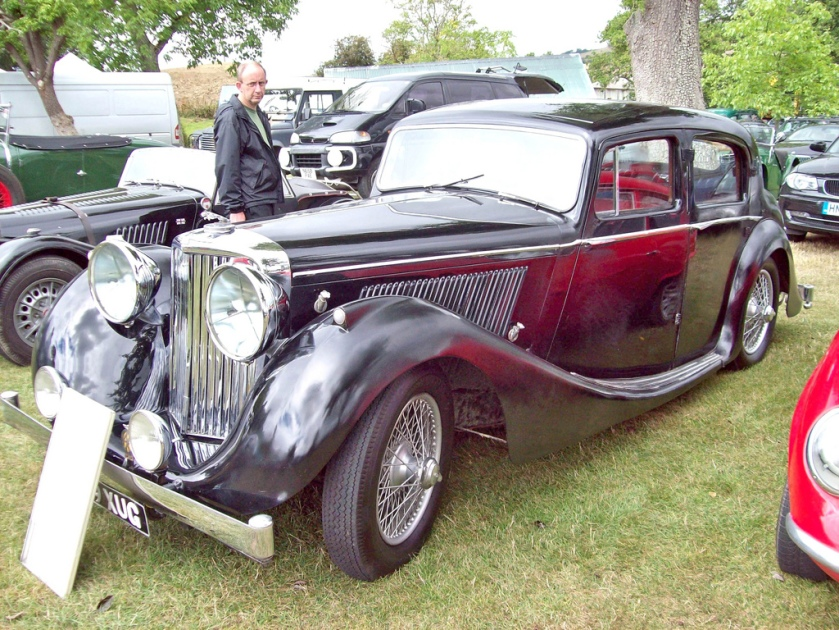 1948 Jaguar 3.5ltr. Engine 3485cc S6 XUG