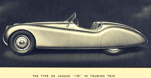 1948 jaguar advance 100 120 1