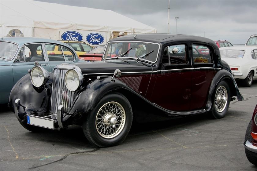 1948 Jaguar Mk4