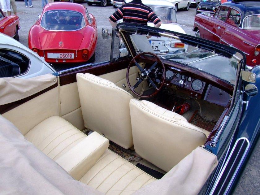 1948 Jaguar MK5 DHC
