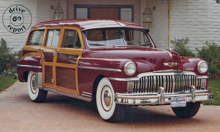 1949 DeSoto Woodie Station lede