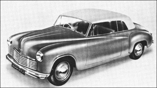 1949 hillman minx phase 3 dhc