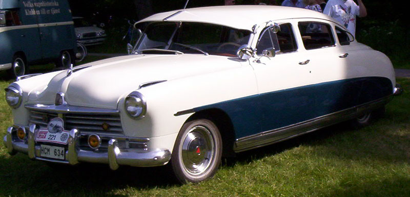 1949 Hudson Commodore 4-Door Sedan