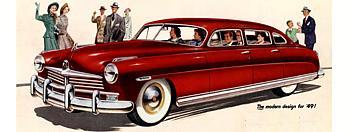 1949 hudson sedan