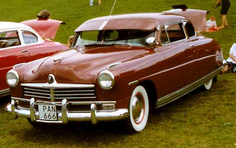 1949 Hudson Super Eight