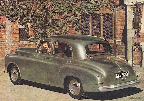 1949 humber Hawk (20)