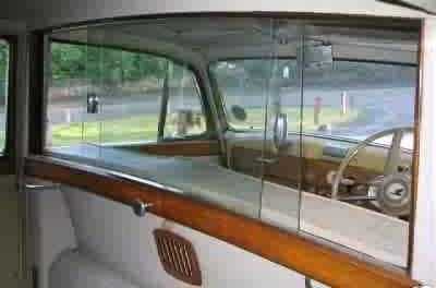 1949 Humber Pullman Mk2 Glass divivion