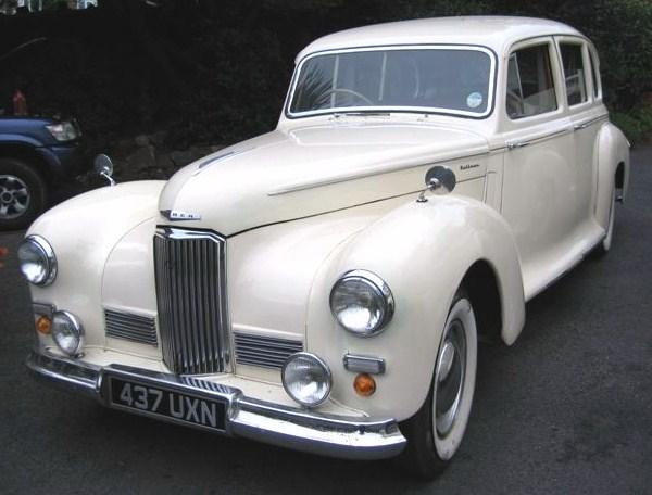 1949 Humber Pullman MkII 27HP