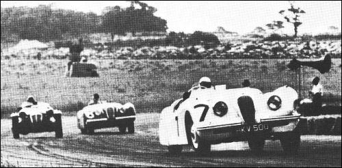 1949 jaguar silverstone