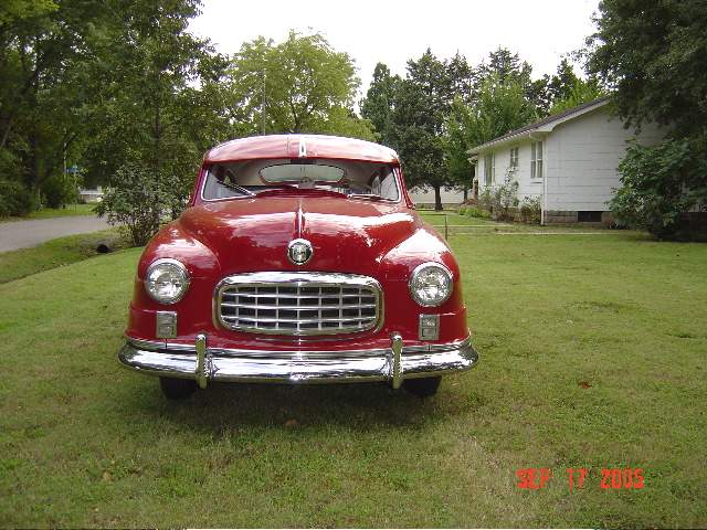 1949 NASH Super 600-c