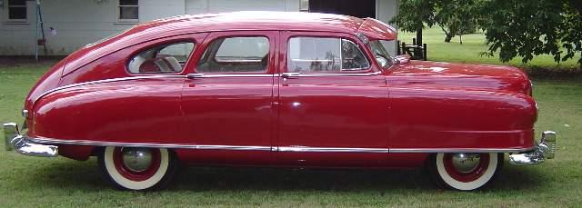 1949 NASH Super 600-d