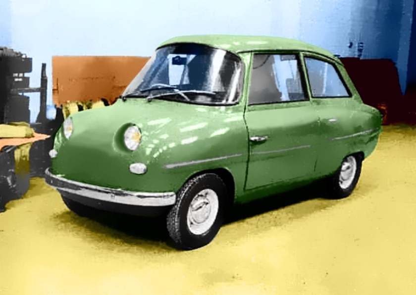 1950 Hillman IMP prototype 'The Slug' 600cc