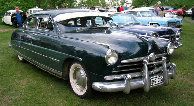 1950 hudson gron-Commendore stor