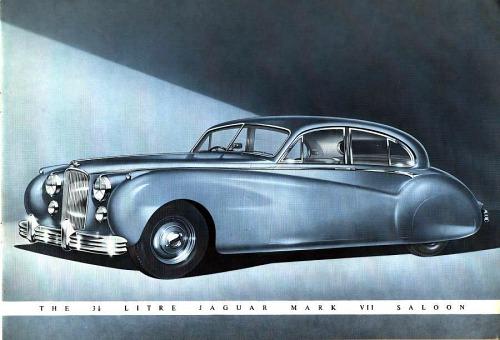 1950 jaguar mk7 50 hessian a