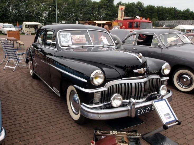 1951 De Soto Custom