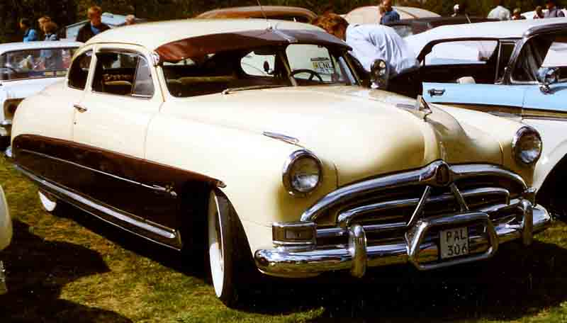 1951 Hornet Club Coupé