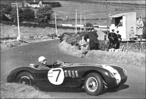 1951 jaguar c tt moss