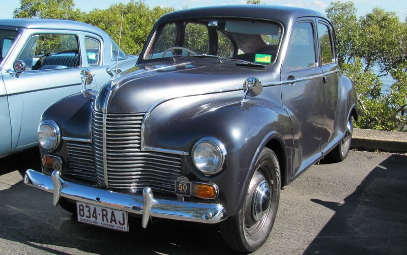 1951 Jowett Javelin Deluxe