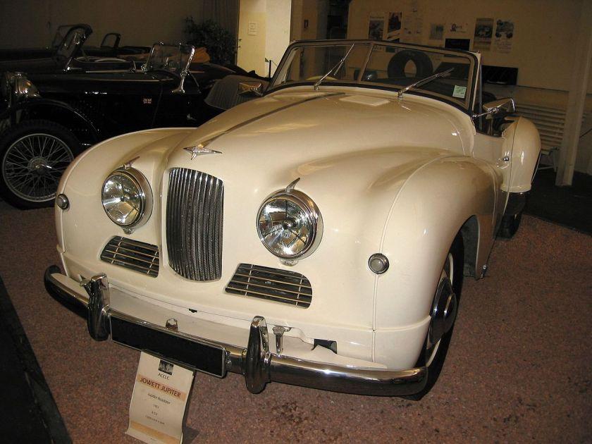 1951 Jowett Jupiter