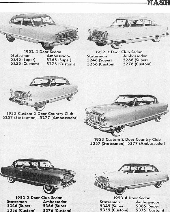 1952-53 Nash