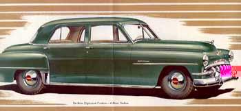 1952 de soto diplomat a