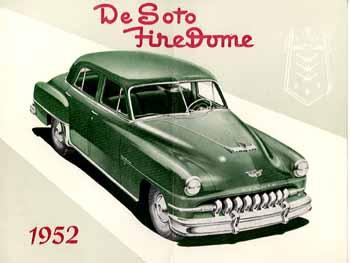 1952 de soto firedome