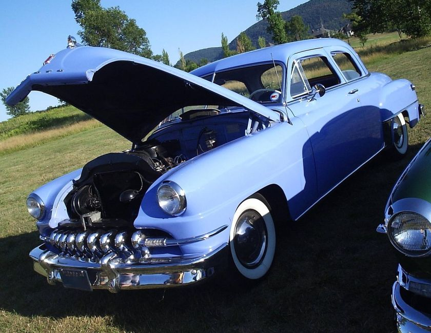 1952 DeSoto Deluxe