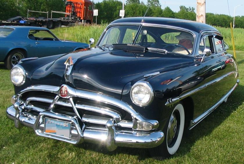 1952 Hudson a