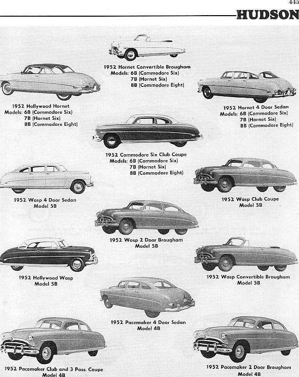 1952 Hudson
