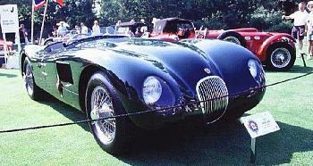 1952 jaguar c