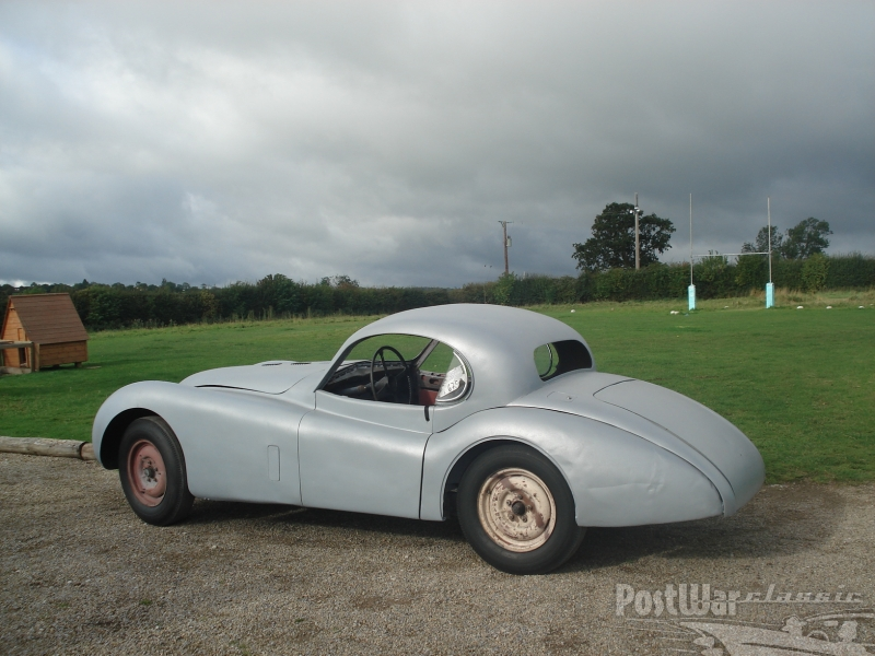 1952 Jaguar XK 120 Fixed Head