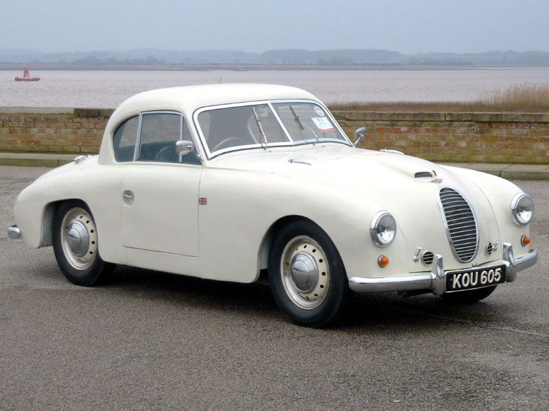 1952 Jowett Jupiter Abbott Coupe
